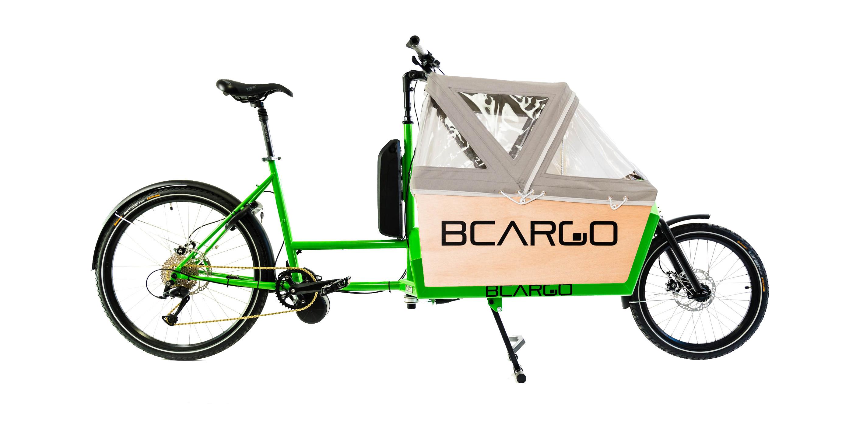La bici cargo Italiana