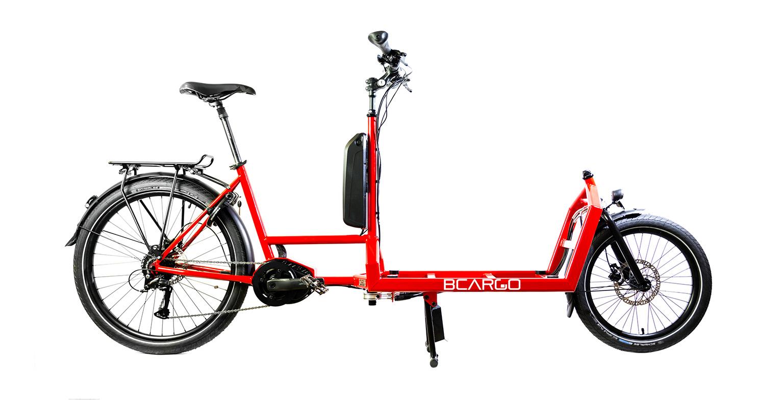 cargo e-bike BCargo
