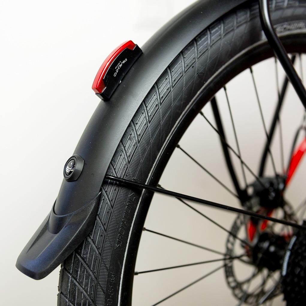 cargo e-bike BCargo posteriore