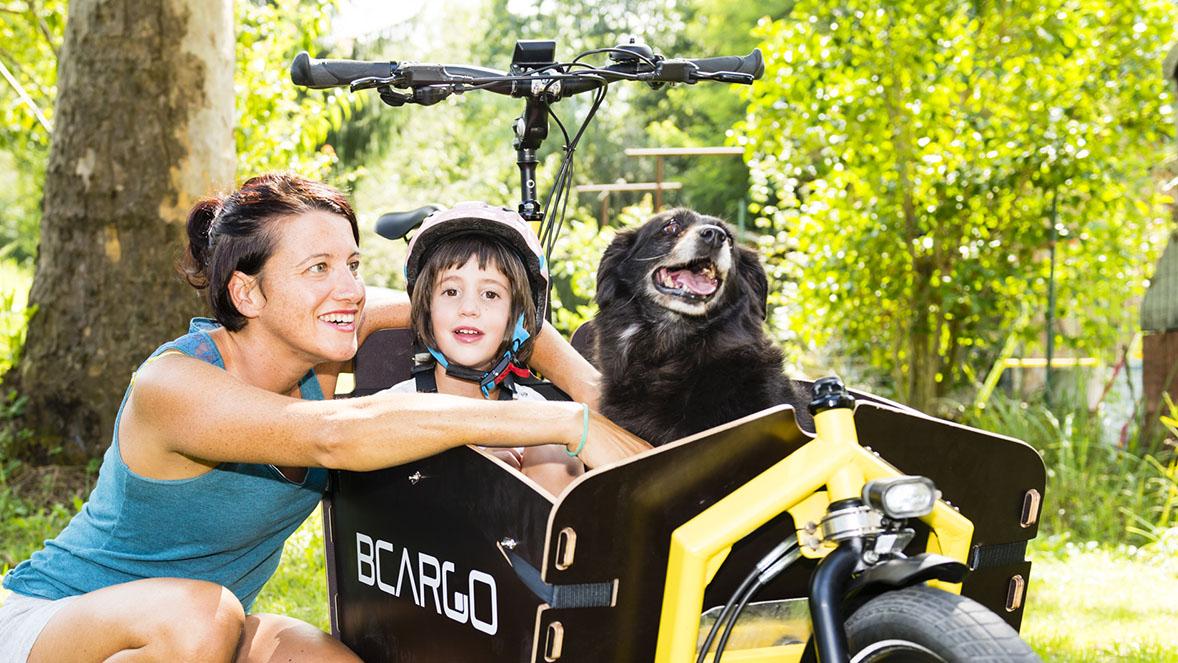 BCargo - La cargo e-bike per animali domestici