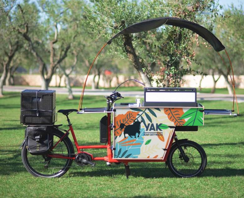Yak, the Street Food Bike